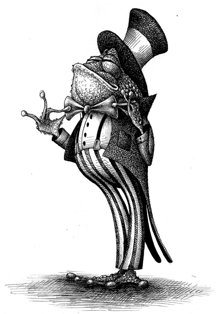 The Wind In Willows Mr Toad By Nik159 On DeviantArt