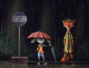 Zootopia - My Neighbor Nick Wilde