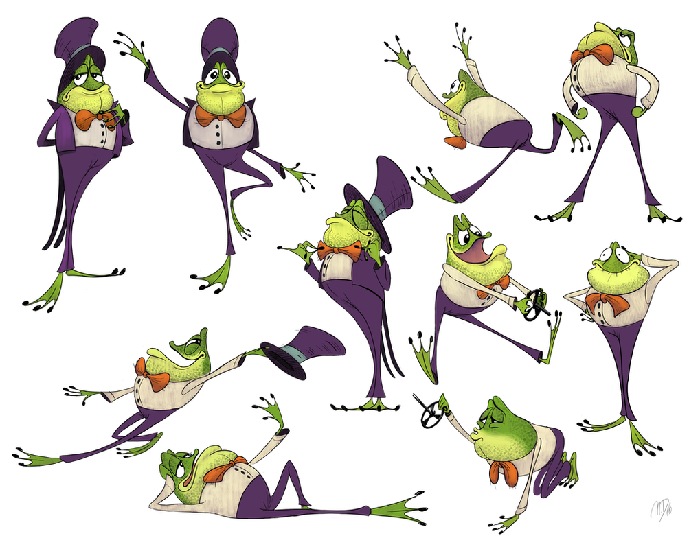 Mr. Toad - The Wind In The Willows by nik159 on DeviantArt