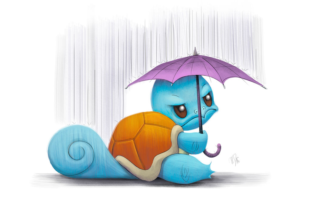Squirtle by nik159