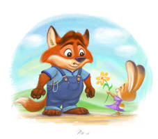 Art of Nik - 032. An act of kindness... by nik159