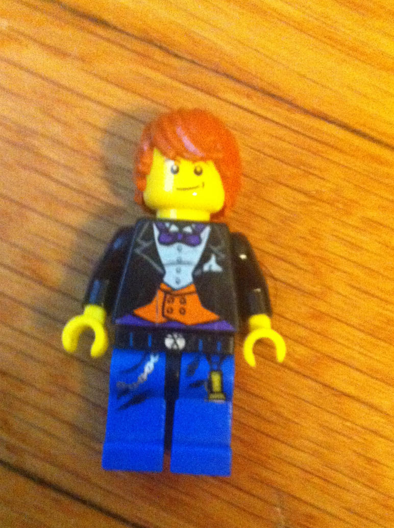 Me in lego by pohatudude on DeviantArt