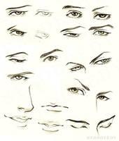 Eyes by Nekodeedy
