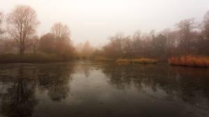 The Mill Pond by snomanda