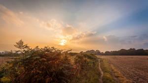 Sundown by snomanda