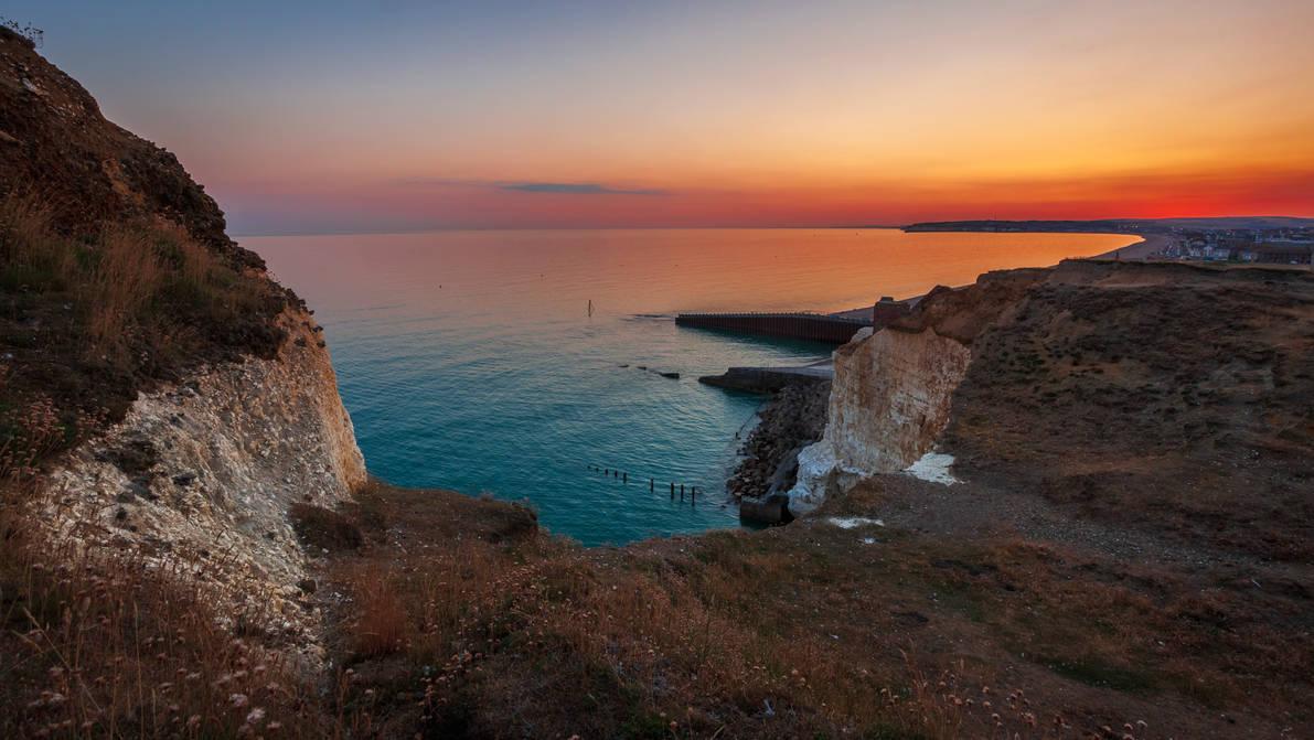 The Sea Fort by snomanda