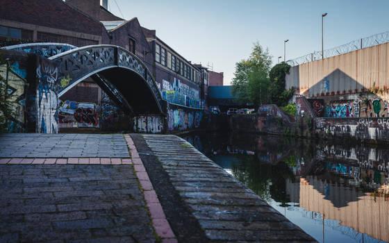 Bridge Over the Canal Tag by snomanda