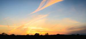 Twilight of the Vapour Trails