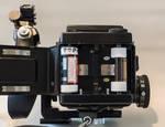 Project: 35mm adaptors for 6x7 MF film back #2