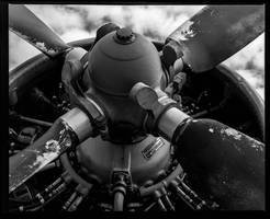 Shvetsov ASh-62 by Roger-Wilco-66