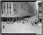 Radio City Music Hall, NY, early 1950ies