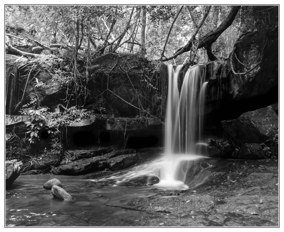Kbal Spean-Waterfall #1