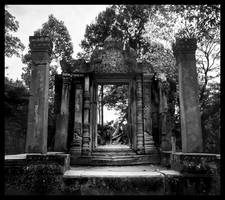 Banteay-Srei #3 by Roger-Wilco-66