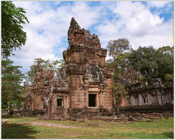 Prasat South Kleang #4