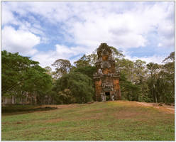 Prasat South Kleang #5