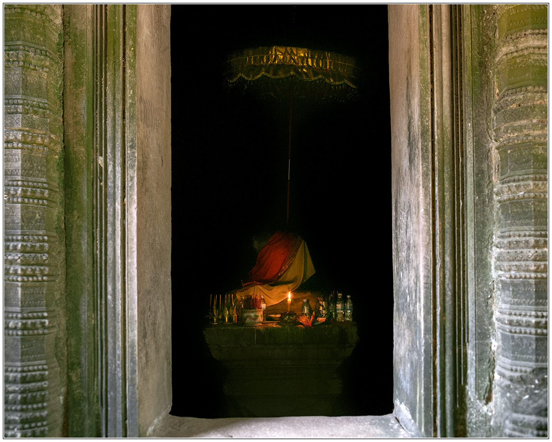 Prasat Baphuon Temple Shrine by Roger-Wilco-66