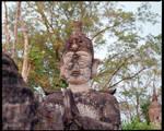 Sala Keo Kou sculpture No.7