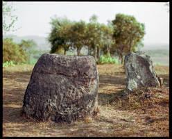 Laos, Plain of Jars, Site #1, P3
