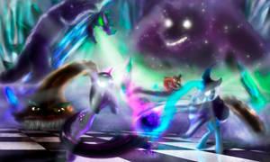 Magic Duel by Zolombo