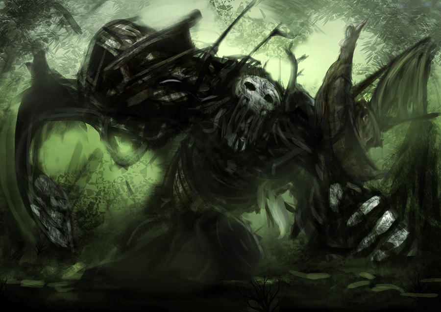 Nurgle de Trolls* Nurgle 2 Trolls·/ Angstorm - Untitled