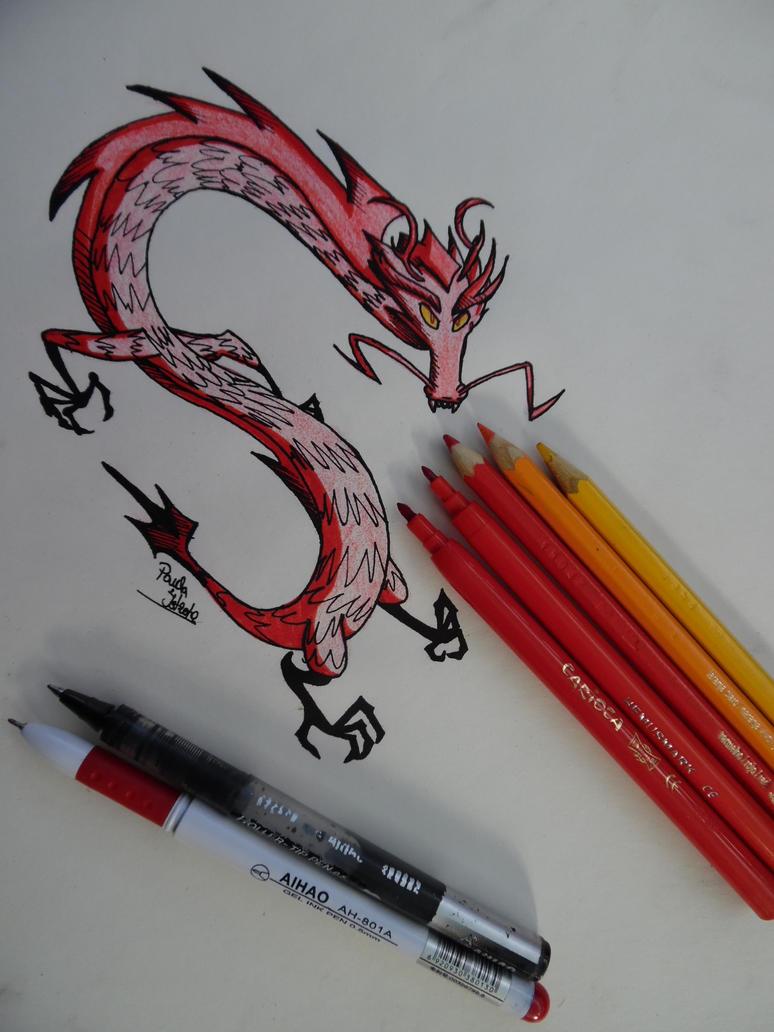 Red Dragon. by DarkJazmin11
