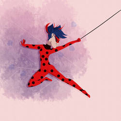 Ladybug by DarkJazmin11
