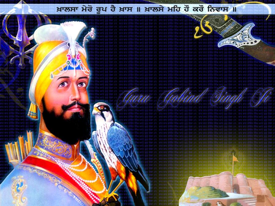 Guru Gobind Singh Ji by turbanpride