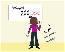 Happy 200 by causticgit