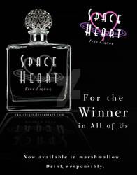 Space Heart Liquor