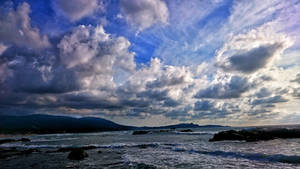 Gathering clouds by sethses1