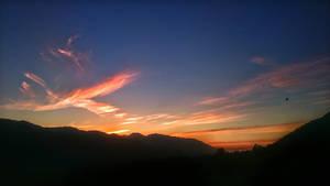 BBQ Sunset
