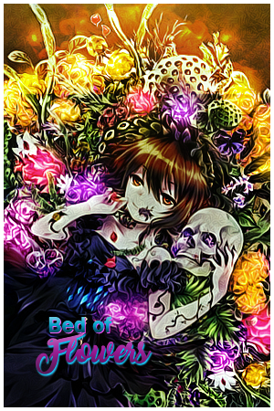 Bed of Flowers by placebo64