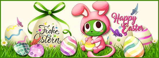 Happy Easter by placebo64