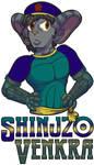 CAMEO BADGE - Shinjzo Venkra