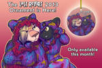 Last Res0rt 2013 Holiday Ornament - AVAILABLE NOW