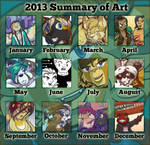 Last Res0rt's 2013 Summary Of Art