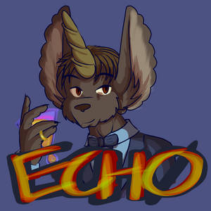 Badge - Echo the Kaydin