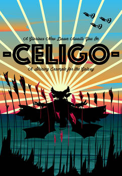 Welcome to Celigo [Postcard]