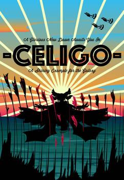 Welcome to Celigo [Postcard]