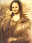 Mona Lisa...'s retarded twin