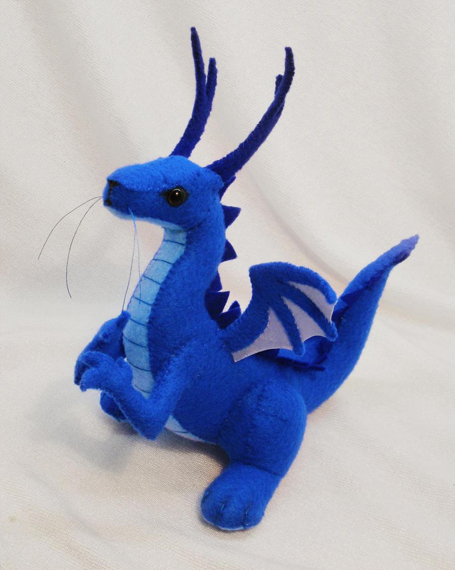 Contemporary Stuffed Dragon Sewing Pattern Elaboration - Sewing ...