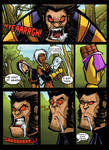 THE LEGENDARY X-MEN:THE POWER OF CHOCOLATE!