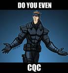 DO YOU EVEN CQC?