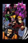 COLLAB AMAZING X-MEN!