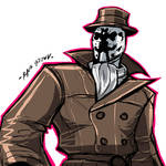 COMMISSION:RORSCHACH