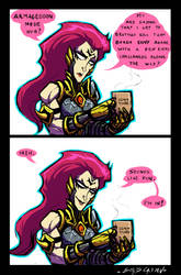 ARMAGEDDON MODE(DARKSIDERS 3) by Sabrerine911