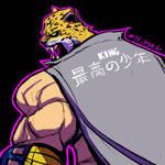 TEKKEN SKETCH (3 of 4): KING BEST BOI