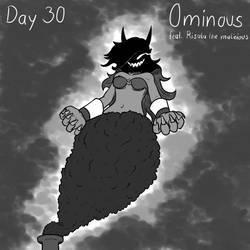Inktober Day 30 - Ominous