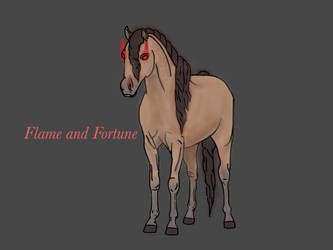 Flame and Fortune - for sale/lease by fallen-galaxies