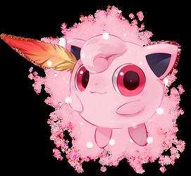 PG - Pink Satan by pandaematsu